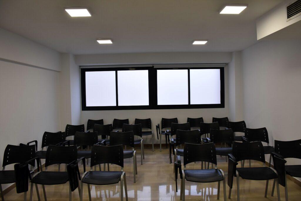 aula de formación spatium
